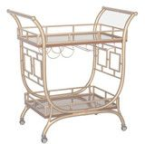 bar carts and other Palm Beach style furniture