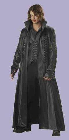 Adult Vampire Costume - Baron Von Bloodshed Costume