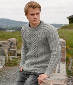 We Like Knitting: Dreams of Aran - Free Pattern