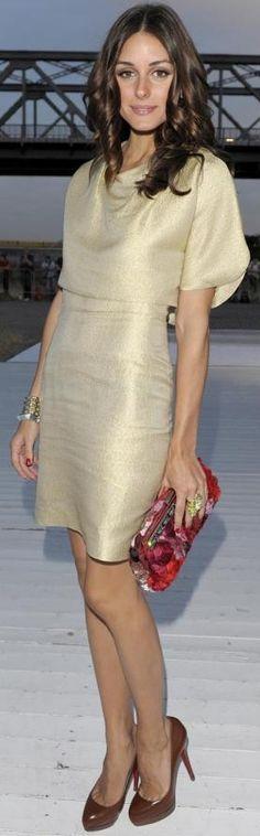 Olivia Palermo in Hugo Boss