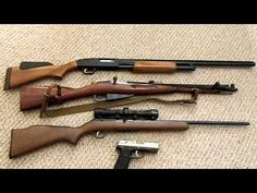 SHTF guns - what you need to survive
