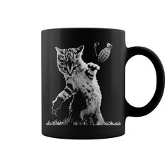 CATASTROPHE CAT THROWING GRENADE #gift #ideas #Popular #Everything #Videos #Shop #Animals #pets #Architecture #Art #Cars #motorcycles #Celebrities #DIY #crafts #Design #Education #Entertainment #Food #drink #Gardening #Geek #Hair #beauty #Health #fitness #History #Holidays #events #Home decor #Humor #Illustrations #posters #Kids #parenting #Men #Outdoors #Photography #Products #Quotes #Science #nature #Sports #Tattoos #Technology #Travel #Weddings #Women
