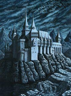 Castle Dracula by ~ravenscar45 on deviantART