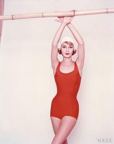January 1958  Photographed by Richard Rutledge