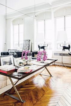 This Is Glamorous | Interiors Redux    Round Up : 10 Beautiful Office Spaces