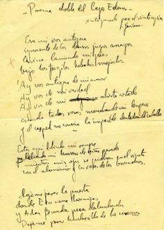 'Poeta en Nueva York' García Lorca