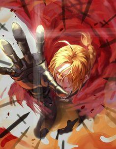Edward Elric, cool; Fullmetal Alchemist