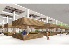 MERCADO PÚBLICO DE BLUMENAU - Shieh Arquitetos Associados