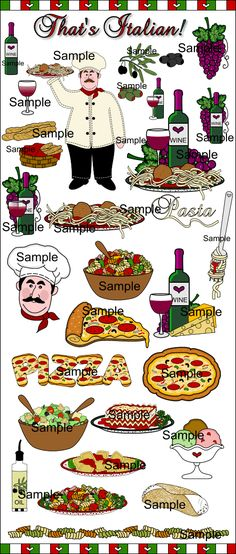 clipart by Lisa; check her out, she's so talented