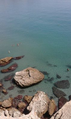 Nerja, Malaga, Spain Malaga Spain, Four Square, Coastal, Beach, Places, Water, Outdoor, Gripe Water, Outdoors