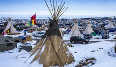 Sioux Chief Asks North Dakota Pipeline Protesters to Go Home