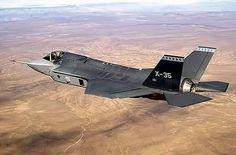 Lockheed Martin X-35A