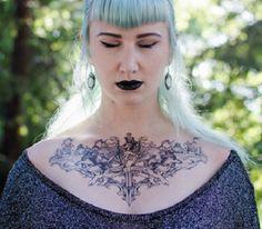 6 Tatuajes temporales de Juego de Tronos: Casa Stark