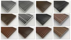 Grille for ISAN trench heater Termo New Practic