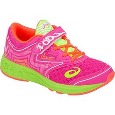 buy popular 22a83 f0bba ASICS Kids Noosa FF PS Running Shoe Review