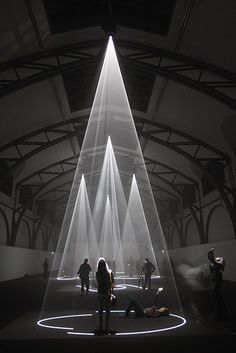 artist light installation - Google Search