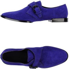 ALEXANDER WANG Moccasins (8 050 UAH) ❤ liked on Polyvore featuring shoes, loafers, flats, purple, leather shoes, leather sole moccasins, purple flat shoes, purple moccasins and flat shoes