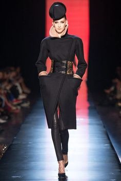 Jean-Paul Gaultier, Haute Couture Paris, Fall 2013