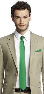 Dessy Men's Dupioni Skinny Tie