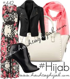 Hashtag Hijab Outfit summer is coming up ladies time for dresses all da way XD