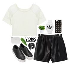 """""""Yoins 2.22"""" by emilypondng ❤ liked on Polyvore featuring adidas, Urbanears, Royal VKB, Abyss & Habidecor, women's clothing, women, female, woman, misses and juniors"""