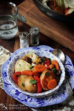 Harvest Stew | Dimlama (from Uzbekistan)