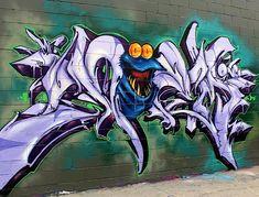 Graffiti-Hunting in Hunts Point: Deem