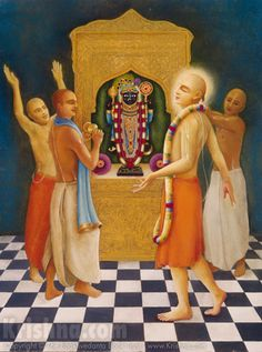 Krishna worship