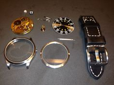 How to build your own mechanical watch Have you ever wanted to make your own watch? Something that is unique..