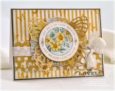 Beautiful Just Because card designed by Debbie Olson