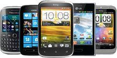 Most Popular Smartphones in the Market