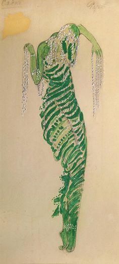 boris israelevich anisfeld...Undersea Kingdom