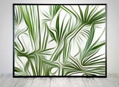 Abstract Palm Print Palm Printable Abstract by CristylClear
