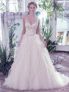 Carlotta Wedding Dress by Maggie Sottero Main
