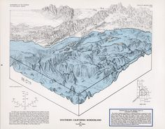 Atlas of Oblique Maps, A Collection of Landform Portrayals of Selected Areas of the World.