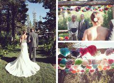 Lake Tahoe Wedding by Julia Wade Photography