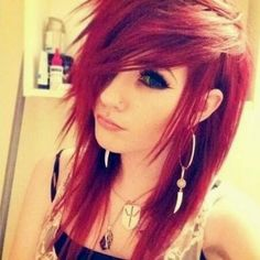 Love the #red #hair
