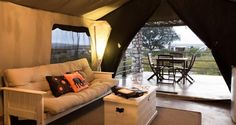 Luxury Camping Sites in Cape Town - The Inside Guide Luxury Camping, Travel Goals, Campsite, Hiking Trails, Cape Town, Outdoor Furniture, Outdoor Decor, Glamping, Tent