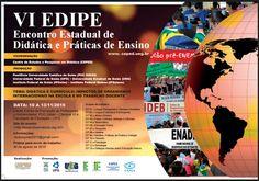 Blog do Sérgio Moura: VI EDIPE - Encontro Estadual de Didática e Prática...