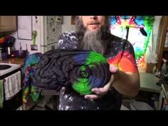 I am MrTieDye, welcome to my YouTube channel. Over the last 18 years I have learned much about this art form and continue to learn more. I started this chann...