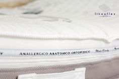 Le tre caratteristiche fondamentali per un #Materasso di qualità: - Anallergico - Anatomico - Ortopedico In più, i materassi Lineaflex Bed sono anche comodissimi!