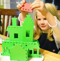 Easy fun ways to expose your kids to basic architectural concepts • Artchoo.com