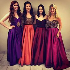 Tara McNeill, the new violinist for Celtic Woman