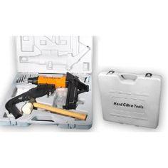 Pneumatic 2 in 1 hardwood floor nailer for HARDWOOD FLOORING 1-1/2-Inch to 2-Inch Hardcore Tools® (Misc.)