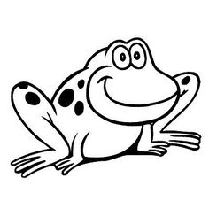 HAPPY FROG DECAL