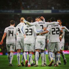 Team celebration