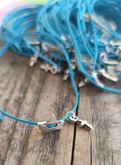 Boy Baptism, Christening, Origami Boat, Arrow Necklace, My Etsy Shop, Take That, Handmade Items, Check