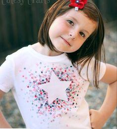 Декор футболок своими ручками / Для детей / ВТОРАЯ УЛИЦА