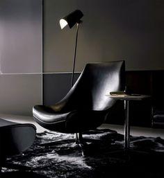 Die Lounge Sessel Der Oyster Serie, Entworfen Mit Liebe Zum Detail Von  Mauto Lipparini Für Die Italienische Firma Dream Design, Sind Eine Wahre  Einladung