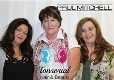 Happy are the ladies who get their sanity and girl time in the same space 💃 #tonsorialhair #neonrage2017 #stickittobullying #paulmitchell #summer #haircare #glamour #throwbackthursday #plettrage #ultimatecolourrepair #capetown #bokaap #secretsunday #modernsalon #hairbrained #flashbackfriday #womancrushwednesday #summer17 #behindthechair #welovepm #volume #styletips #curlsforgirls   Edgars swipe facility available for product purchases, hair and nail services